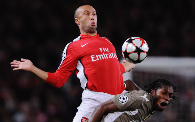 Mikael Silvestre Arsenal