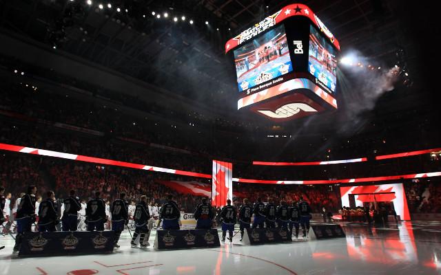 NHL All Star game