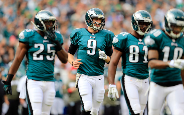NFL news: Philadelphia Eagles RB LeSean McCoy wants QB Nick Foles to start in 2015