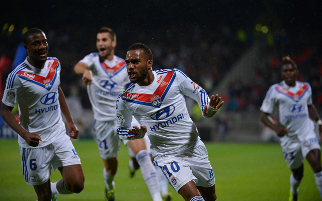 Liverpool have begun talks with Ligue 1 club over French striker signing