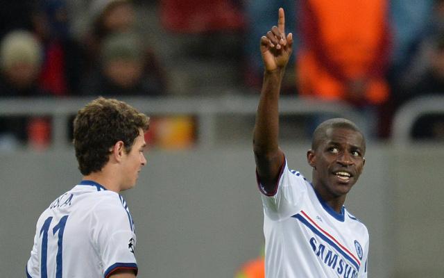 Oscar Ramires Chelsea