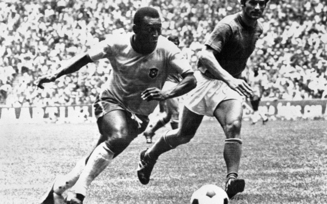(Video) Pele declares Brazil World Cup campaign a 'disaster'