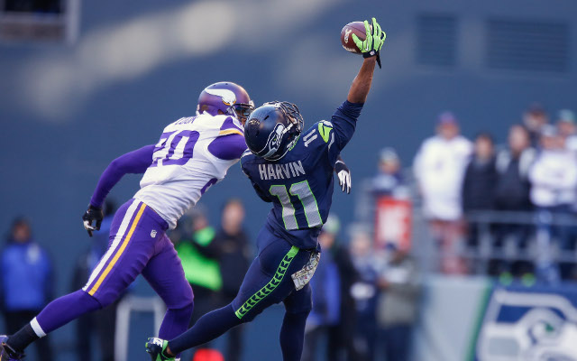 (Video) Seattle Seahawks' Percy Harvin makes a spectacular catch