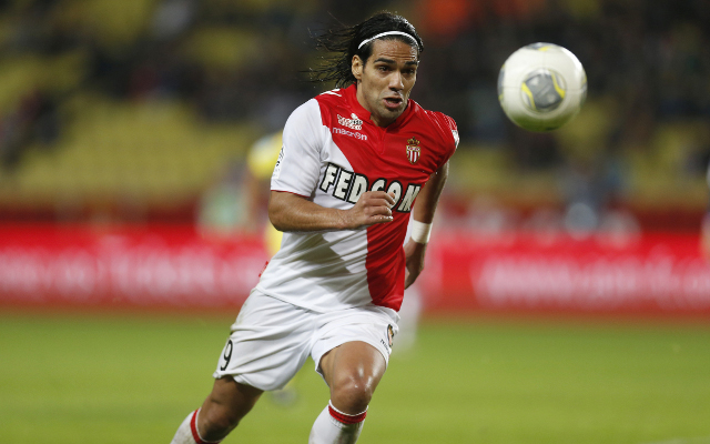 Former Chelsea manager looking to sign Monaco's Radamel Falcao