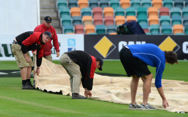 (Video) Rain washes out another day in England v Australia A game