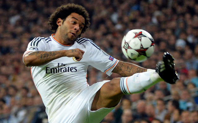 Real Madrid Marcelo