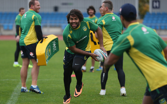 Kangaroos ready for physical battle against Fiji in World Cup semis
