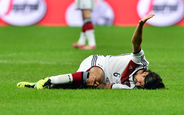 Sami Khedira Germany