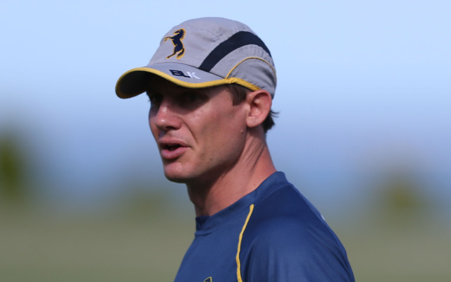 Stephen Larkham named as new coach of the ACT Brumbies