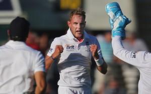 Stuart Broad England Ashes
