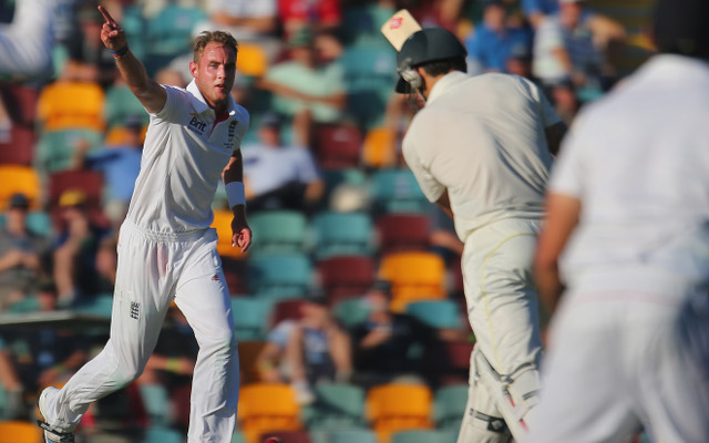 Ashes score: Scorecard from day one of England v Australia from the Gabba