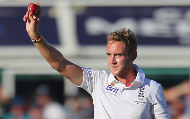 (Tweet) Stuart Broad shows how out of touch he is with comically offensive tweet