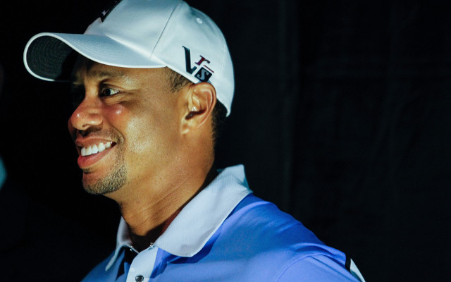Twitter Reacts To Tiger Woods' Getting His Tooth Knocked Out Watching Girlfriend Lindsey Vonn