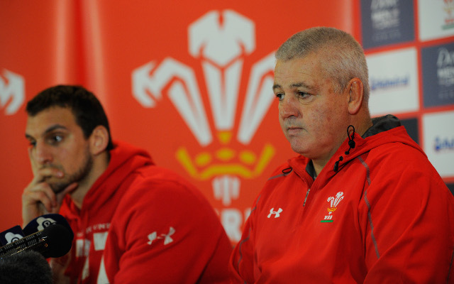 Welsh rugby coach admits side has to change if they are to win World Cup & Six Nations