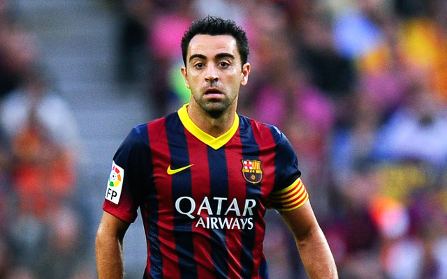 Barcelona hero Xavi picks his all-time British Champions League XI including Chelsea skipper and surprise Arsenal entry