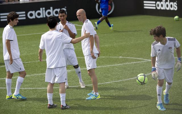 Zinedine Enzo Luca Zidane