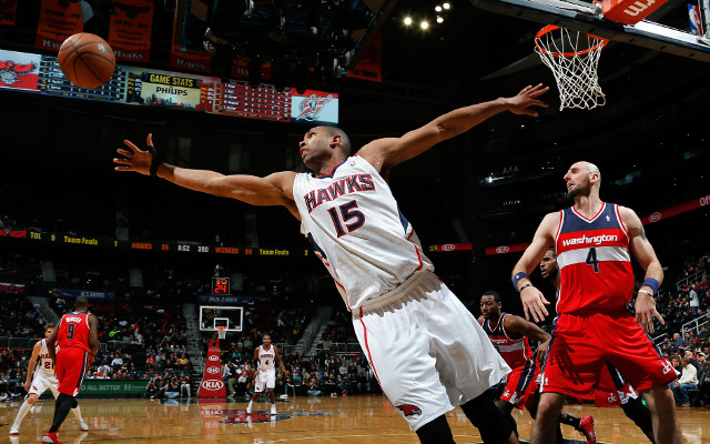 (Video) Al Horford hits the game-winner for Atlanta over Washington