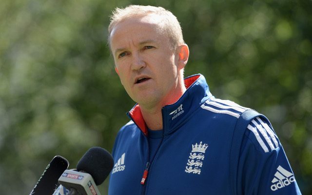 (Video) England cricket coach Andy Flower says he will fight for his job