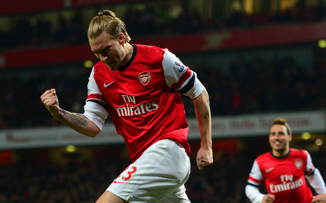 Nine players Arsenal regret letting go after Podolski's goal & Bendtner's hat-trick