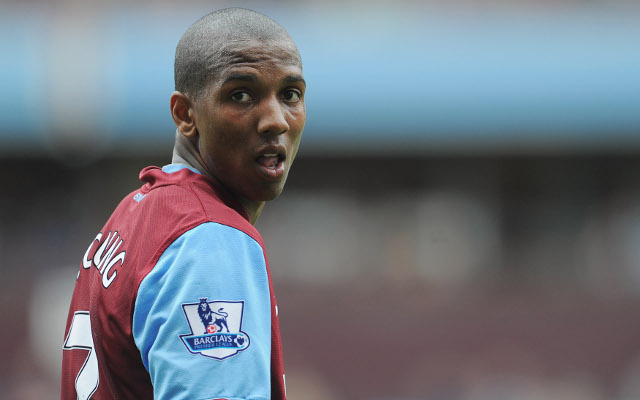Ashley Young Aston Villa
