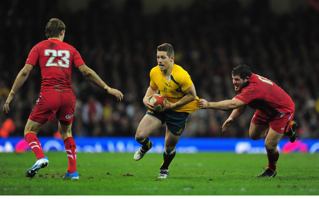 Ewan McKenzie tips running rugby to return to Wallabies gameplan