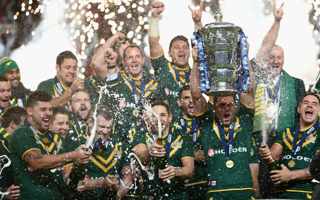 Australian captain tips rugby league to grow in popularity after World Cup