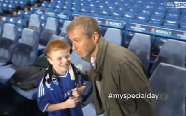 (Full Video) Chelsea superfan gets rare interview with owner Roman Abramovich