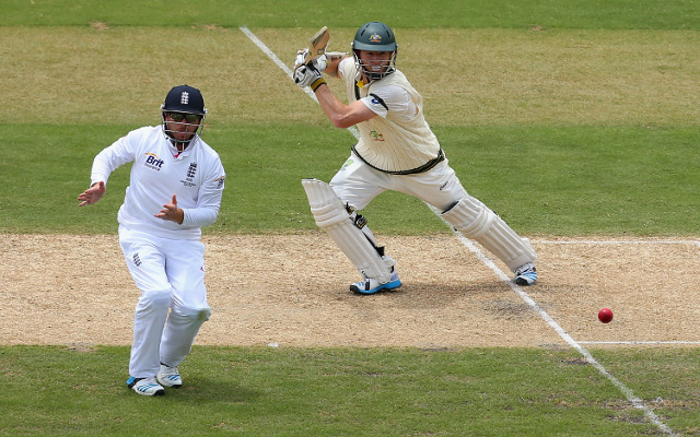 Chris Rogers strikes Ashes form in Adelaide Oval innings