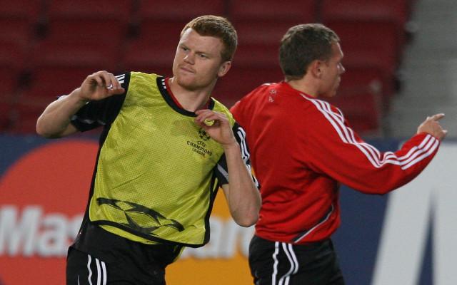 Craig Bellamy John Arne Riise Liverpool