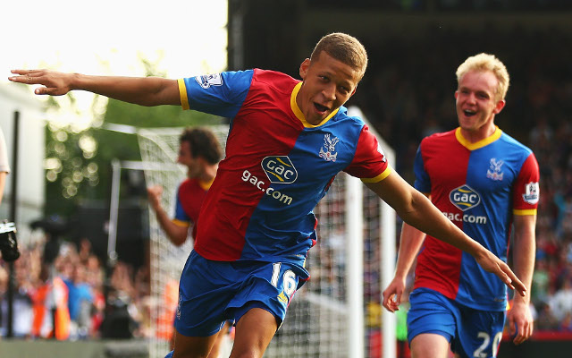 Crystal Palace Dwight Gayle Jonathan Williams