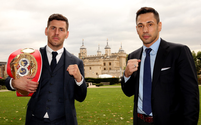 Private: Felix Sturm v Darren Barker: Fight preview, live boxing streaming