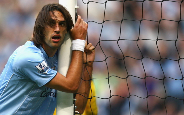 Former Man City forward named in Greece's World Cup squad along with Fulham duo