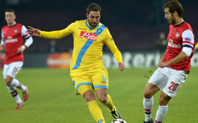 (Video) Napoli 2-0 Arsenal: Champions League highlights as Gunners through to last-16