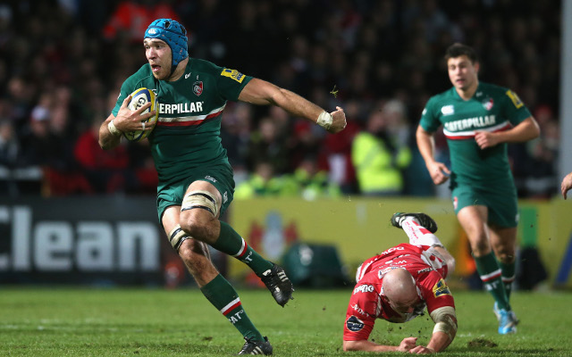 Private: Leicester Tigers v Montpellier: Heineken Cup live streaming, rugby union preview