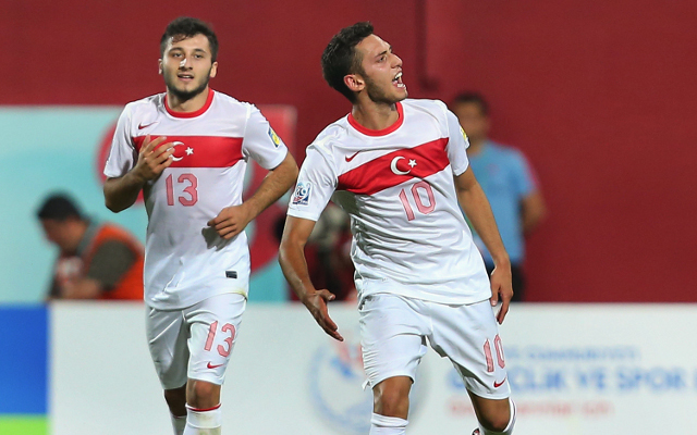 Arsenal and Liverpool battling it out for Turkish wonderkid