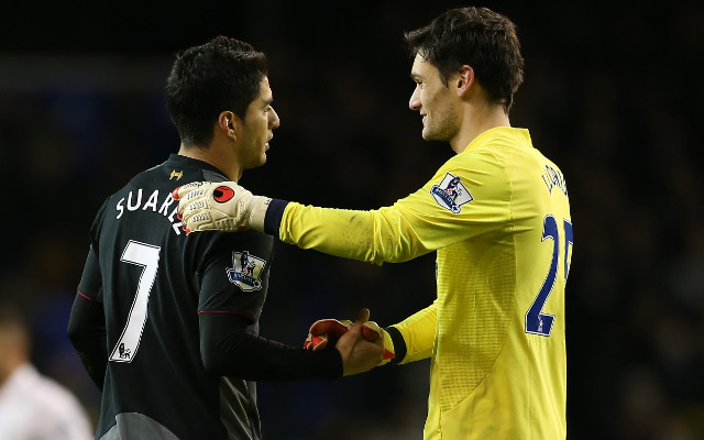 Tottenham v Liverpool: Spurs' Hugo Lloris admits Suarez fear factor
