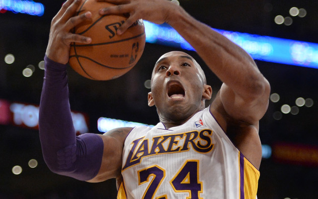 Kobe Bryant loses comeback game to the NBA against Toronto