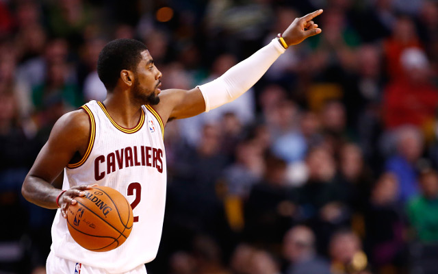 Kyrie Irving injury news: Cleveland star listed as day-to-day after MRI