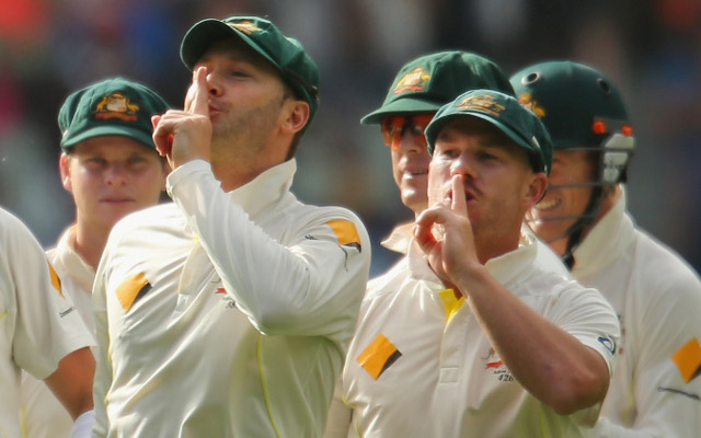 Michael Clarke unhappy with David Warner's South African ball-tampering claims