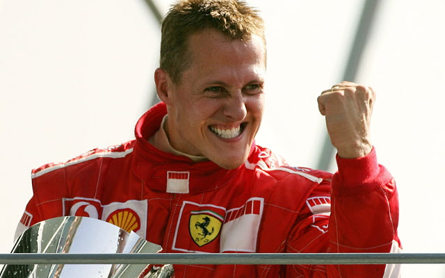 Like father, like son? Michael Schumacher's son signs deal to race in Formula 4
