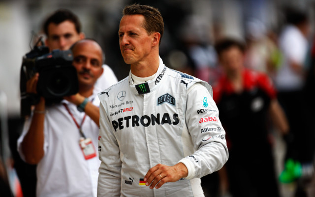 Michael Schumacher latest news: Doctors say F1 star improving, but still critical