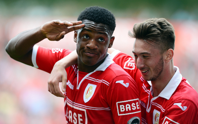 Arsenal set to land £6.5m Belgian wonderkid striker