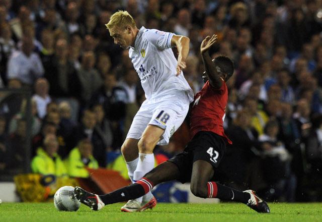 Mikael Forssell Leeds United