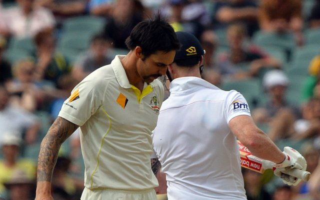 (Video) Mitchell Johnson and Ben Stokes charged by match ref