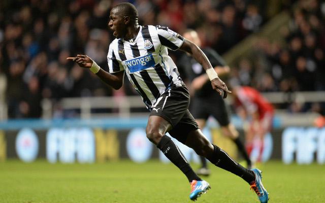 Moussa Sissoko Newcastle