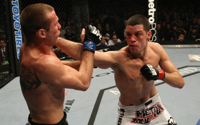(Video) Nate Diaz v Gray Maynard: Full fight highlights – TUF 18 finale