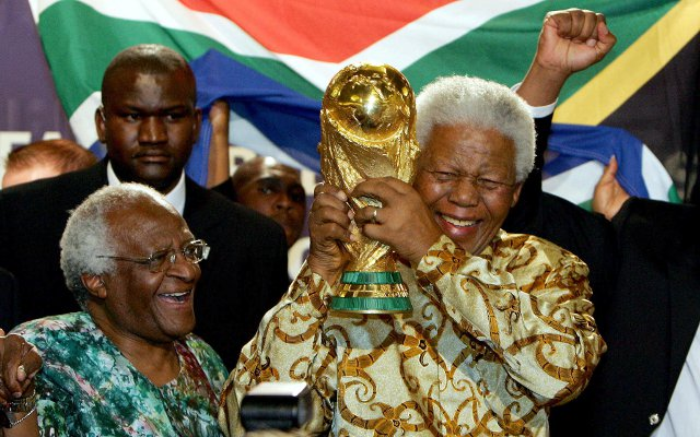 (Video) Nelson Mandela's message ahead of 2010 FIFA World Cup in South Africa