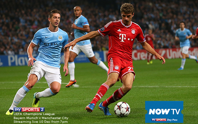 Manchester City go 1-0 to ruthless Bayern Munich: Watch goal and see Twitter's reaction