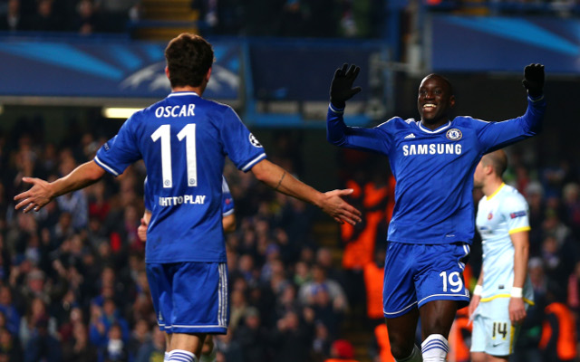(Video) Chelsea's Oscar scores incredible freekick