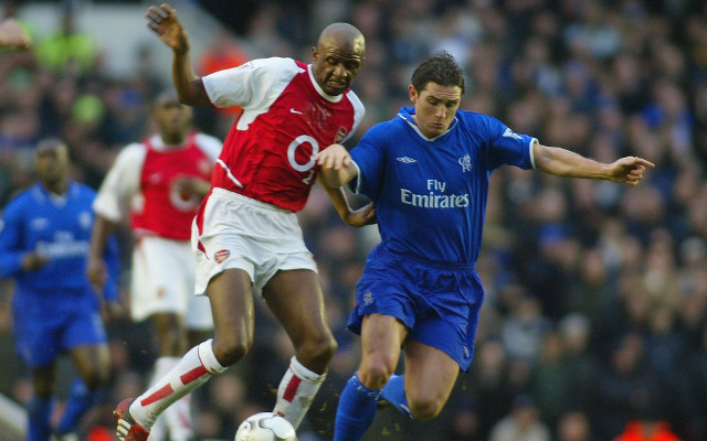 The ultimate Arsenal and Chelsea combined starting XI of the Premier League era